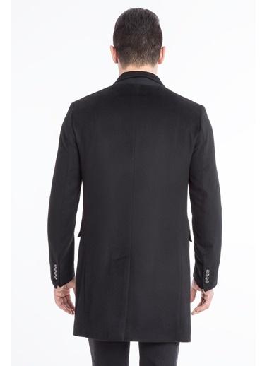 Kiğılı Palto Siyah